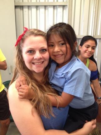 Amalia at the CDI